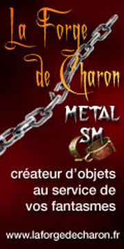 ALa forge de Charon