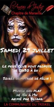 170729 – Chapitre de Marseille – Samedi 29 Juillet 2017 – Munch et Soirée BDSM – Le Privé – 34110 FRONTIGNAN