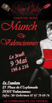 190509 – Chapitre Nord – Jeudi 9 Mai 2019 – 21h – Munch de Valenciennes N°6