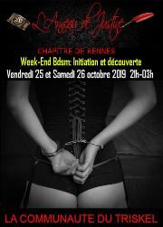 191025 – Chapitre de Rennes – Vendredi 25 et Samedi 26 Octobre 2019 – 21h – Weekend BDSM – Un joli manoir entre Côtes d'Armor et Finistère