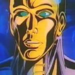 Illustration du profil de L'Homme de Verre